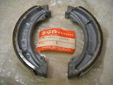 NOS OEM Suzuki Brake shoe Set 1983-1984 RM125 Off Road RM250 RM500 54410-14300