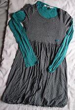 Robe boule IKKS - avec t-shirt assorti manches longues Taille XS