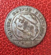 Suisse - Canton de  Berne / Bern - Très Jolie monnaie 4 Kreuzer 1797 ( Creuzer)