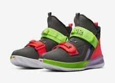 NEW NIB Men's Nike LeBron Soldier 13 SFG Shoes Boots Basketball Rage AR4225-002