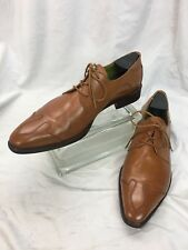 "* Oliver Sweeney * ""Moscow Beige Leather Brogues Shoes Size US 10 UK 9.5 MINT!"