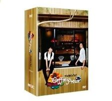 The 1st Shop of Coffee Prince 7 DVDs by Gong Yoo 커피프린스 1호점 DVD