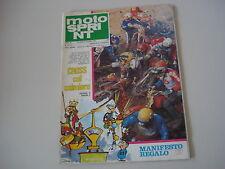 MOTOSPRINT 43/1978 PROVA TEST MOTO BENELLI 254 250 QUATTRO
