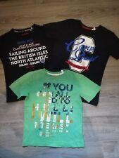 3x  Camp David T-Shirt Jungen Gr. 128