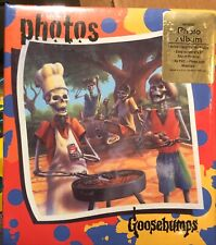 New Vintage Goosebumps Photo Album