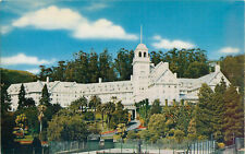 Postcard Hotel Claremont, Berkeley Hills