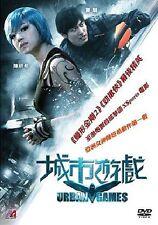 "Michelle Chen ""Urban Games"" Shawn Dou Bob Brown 2014 Chinese Action Region 3 DVD"