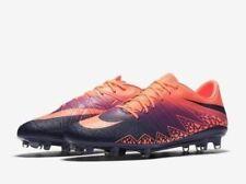 wholesale dealer 6a941 e826d Nike Hypervenom Phatal II FG Botines De Fútbol Talla 11.5 carmesí púrpura  749893-845