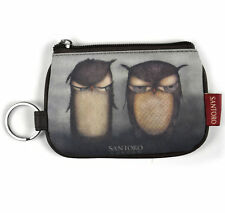 Grumpy Owl Coin Purse