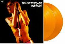 Iggy Pop Raw Power- Double LP Orange vinyl   album-édition limitée / RARE