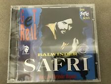 Balwinder Safri - The Safri Boyz - Get Real - Bhangra CD