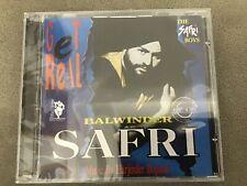 Balwinder Safri - The Safri Boyz - Get Real - Bhangra CD