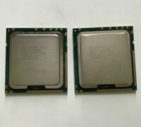 PAIR OF Intel Xeon X5675 3.06 GHz Six Core Processor LGA1366 SLBYL CPU