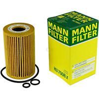 Original MANN-FILTER Ölfilter Oelfilter HU 7008 z Oil Filter