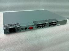 Brocade Silkworm 200E 16 Port (12 Active) 4GB Fibre Channel SAN Switch D9VXR71