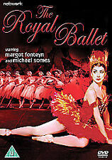 ROYAL BALLET - MARGOT FONTEYN - NEW / SEALED DVD - UK STOCK