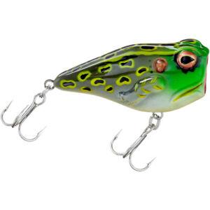 Rebel Pop'N Frog 3/16 oz Fishing Lure - Bullfrog