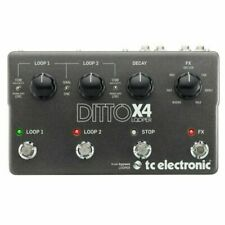 TC Electronic Ditto X4 Guitar Pedal