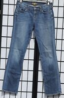 Lucky Brand Womens Classic Rider Size 6/28 Blue Jeans