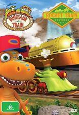 Jim Henson's Dinosaur Train - Rocket Train (DVD, 2013)
