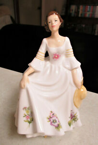 """ROYAL ALBERT 100 Years Figurine  """"Dorothy""""   Boxed - Mint Condition"""
