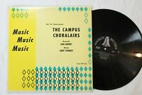 The Campus Choralairs, Music, Music, Music, Vinyl LP, WR 4252