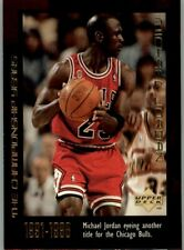 1999 Upper Deck Michael Jordan The Early Years card# 30