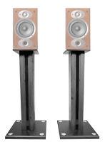 "Pair 26"" Bookshelf Speaker Stands For Polk Audio RTI A1 Bookshelf Speakers"