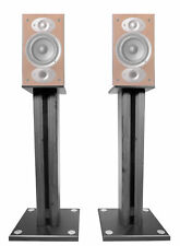 "Pair 26"" Bookshelf Speaker Stands For Polk Audio RTI A1 Bookshelf Speakers"