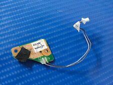 """Toshiba Satellite C855-S5192 15.6"""" Genuine Power Button Board w/Cable V000270770"""