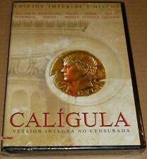 CALIGULA Tinto Brass / 2 discos - DVD R2 - English Español - Precintada