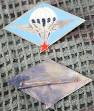 insigne du 1er  régiment de chasseurs parachutistes mle Indochine