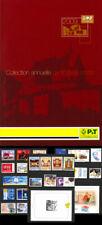 Luxemburg 2009 jaarset compleet inclusief   zwartdruk !!    postfris/mnh