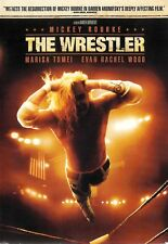 The Wrestler ~ Mickey Rourke Marisa Tomei ~ DVD WS ~ FREE Shipping USA