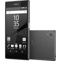 """New Sony Xperia Z5 E6653 Black 5.2"""" 23MP 32GB 3GB Ram 4G LTE Android SmartPhone"""
