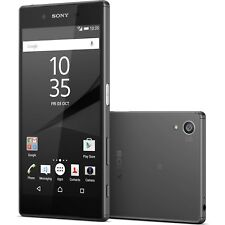 "New Sony Xperia Z5 E6653 Black 5.2"" 23MP 32GB 3GB Ram 4G LTE Android SmartPhone"