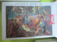 PUZZLE 4000 EDUCA - EL PARNASO - DE NICOLAS PAUSSIN
