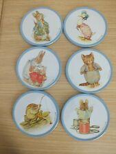 Beatrix Potter Coasters