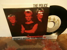 "the police""wrapped around your finger""single7""or.hol.am:9299+encart juke-box"