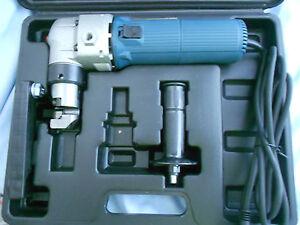 HEAVY DUTY ELECTRIC NIBBLER  3.5MM CAPACITY WITH AUSTRALIAN 12 MONTH WARRANTY