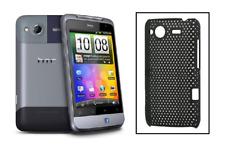 Back Cover Grid (BLACK) ~ HTC Salsa / G15