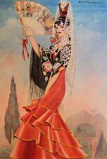 1948 Mérimée Brunelleschi Carmen Illustré moderne 1/230 ex. Bibliophilie