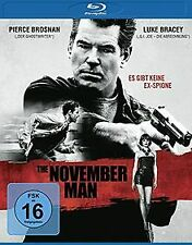The November Man [Blu-ray] von Donaldson, Roger | DVD | Zustand sehr gut