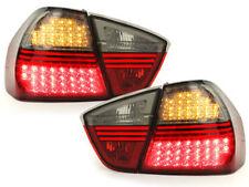 BMW 3er E90 Limousine Lightbar LED Rückleuchten Rot-Schwarz-Smoke E.Nr. RB27DLRS