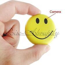 HD Mini Spy Smile Face Camera DVR Video Recorder Hidden Covert Camcorder DV Cam