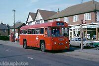 London Transport RF516 Laleham March 1979 Bus Photo