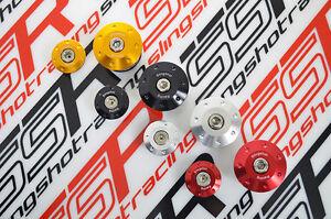 New Ducati Diavel Carbon Front Wheel Fork Plug 100% CNC Billet Aluminum