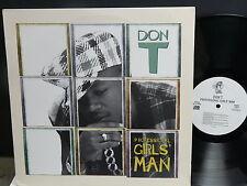 DON T Professional girls man 92468 HIP HOP REGGAE