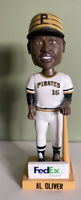 Autographed Al Oliver Lumber Company Bobble Head - Pittsburgh Pirates -