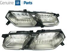 Genuine OEM GM Chevrolet C7 Corvette Stingray Z06 ZR1 Clear Tail Lights Lamps